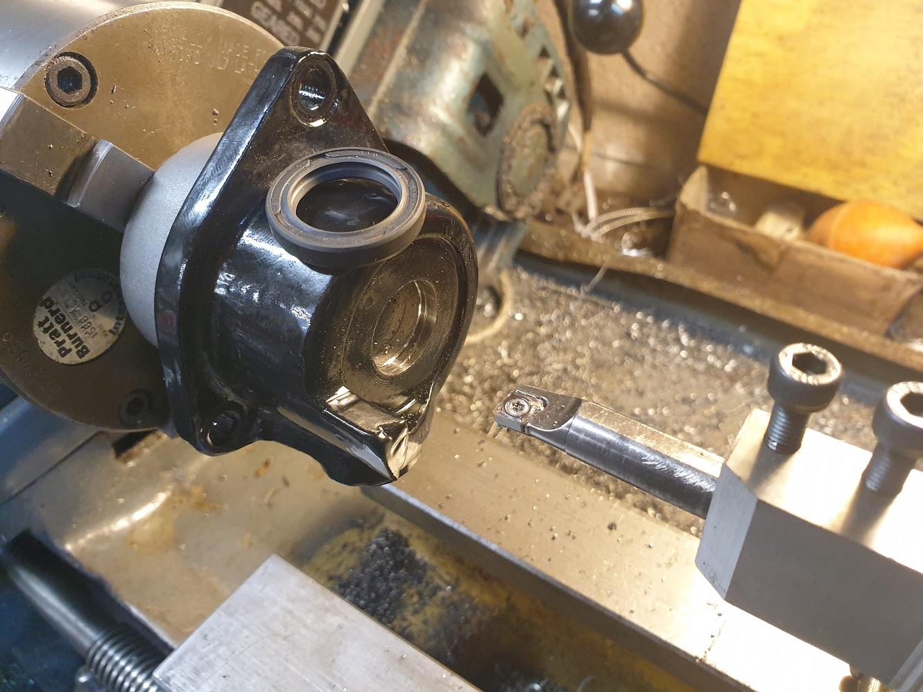 Velocette Kickstart Oil Seal - BK4
