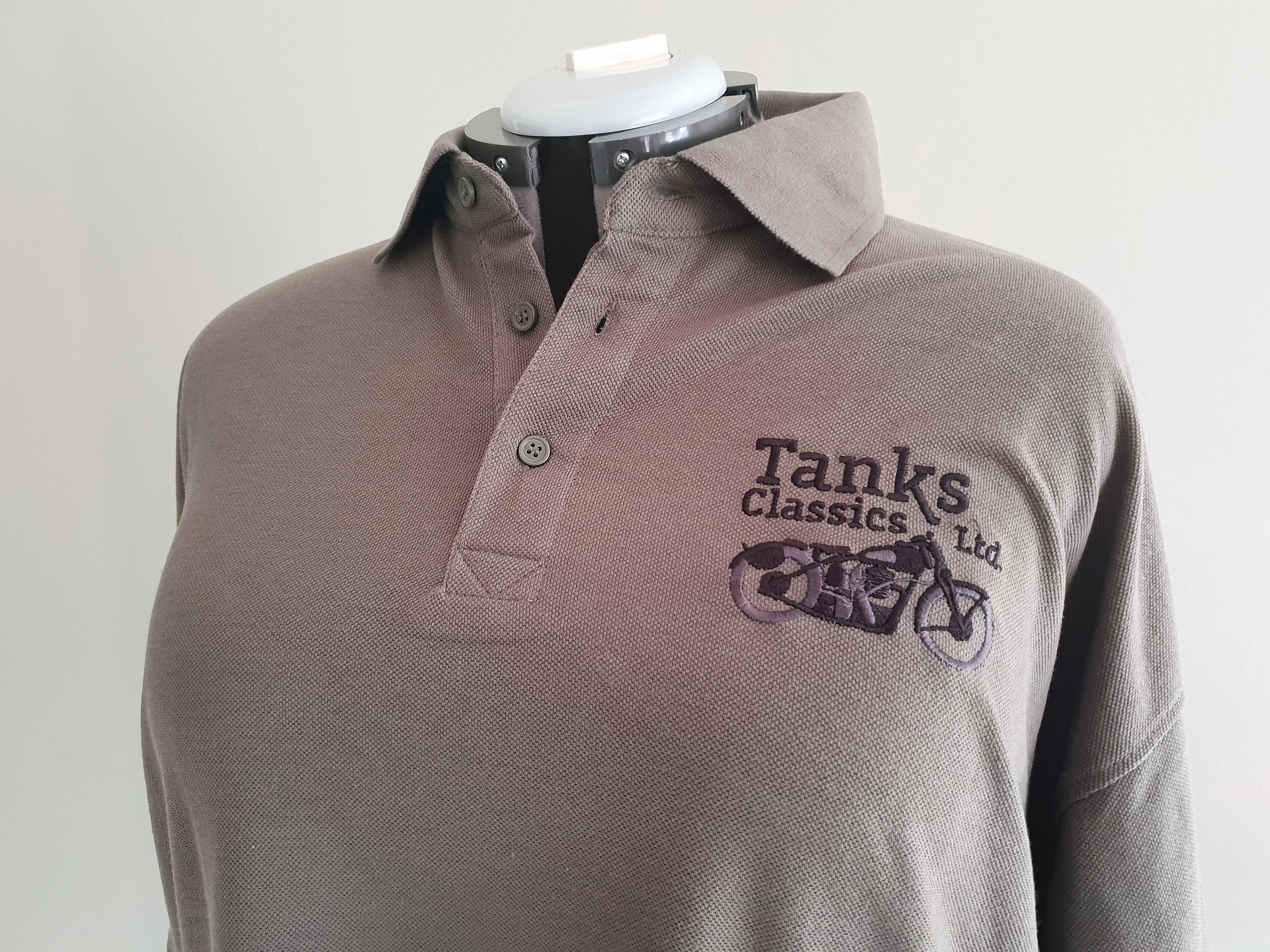 Velocette Clothing Tanks Classics Polo shirt