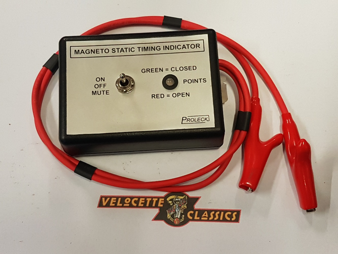 Velocette Parts for Sale - Magneto Static Timing Tool